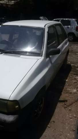 selling my car because im going outside and i need money