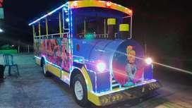 BT jual odong odong kereta mini wisata