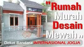 Rumah dijual di Galur Kulon Progo Harga 200 Jutaan