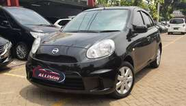 Nissan March 1.2L XS AT 2012 Mobil Cakep Siap Nongkrong