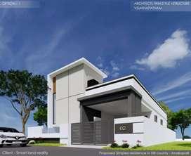 AKP-Ind.House for Sale Near Anakapalli@A.M.A.L.College Jun