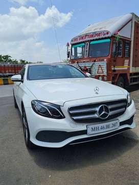 Mercedes-Benz E-Class 2018 Petrol 11465 Km Driven