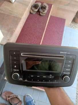 Maruthi baleno stereo