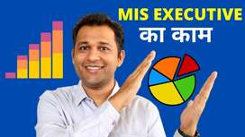 Required MIS executive for International company