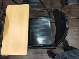 Study chair for classes or institute