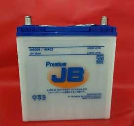 JB battery ns40z buat Toyota Starlet