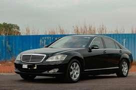 Mercedes-Benz S-Class 2007 Diesel Good Condition
