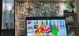 Smart  samsung tv 49 inch