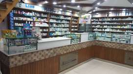 Running Pharmacy / Medical Store for Sale in DHA Lahore