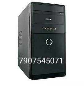 intel dualcore cpu 2 gb ram 160 gb hdd perfect condition