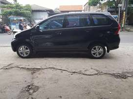 Toyota Allnew AVANZA 2014 hitam Mt