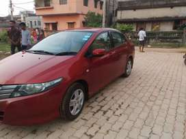 Honda city car is in ossm condition..