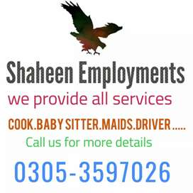 All,House,Maid,Baby Sitters Cook Patient care available on one call