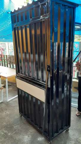 STAND BOOTH USAHA/ BOOTH SEMI CONTAINER / STAND BOOTH FRENCHISE