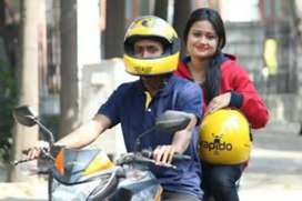 Wanted bike riders for rapido