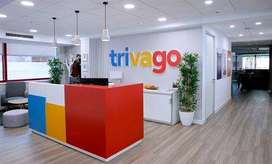 Trivago process hiring CCE & telecallers