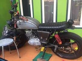 Jual Murah . Motor Thunder custom 2006 125cc