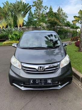 Honda Freed PSD 2012 Facelift Istimewa