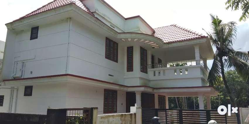 New house at Aluva-kuttammassery 0