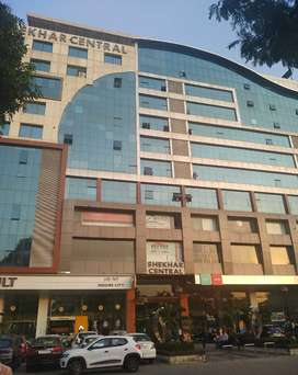 Office For Sell at Shekhar Central Palasia Square