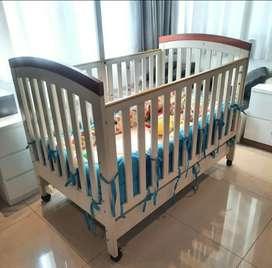 ranjang bayi baby box bayi babybelle winston