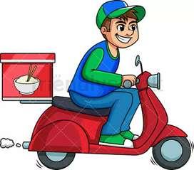 Wanted food delivery boys for vishakapatnam