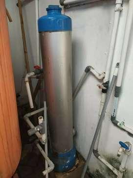 Filter air murah, tinggi 130 cm, body masiih bagus
