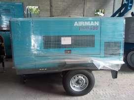 Kompresor Airman PDS 400 Kondisi Baru