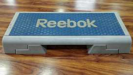 Original Reebok Exercise Step Board with 3 Height Adjustment Levels