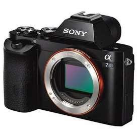 Sony Alpha A7S Body Only Resmi