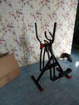 Pro sky walker 2 fungsi total fitnes