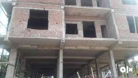 %Prime location,2BHK Flat for Sale.%