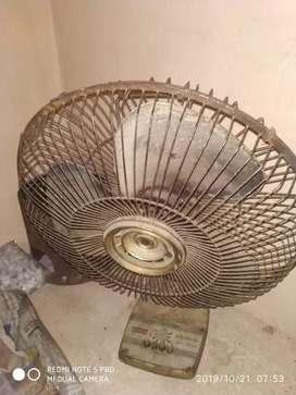 Table fan.