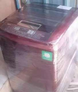 Toploaded fully automatic washing machine with warranty cash