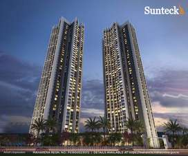 3 BHK Flats 968 Sq Ft Carpet Area for Sale in Goregaon West