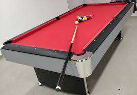 American/Imported Pool Tables