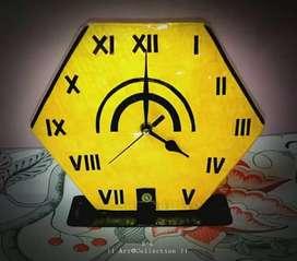 Handmade Designer Table Clock