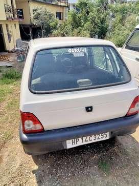 Maruti Suzuki 800 2004 Petrol 80000 Km Driven