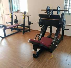 We deal in imported setup fitline
