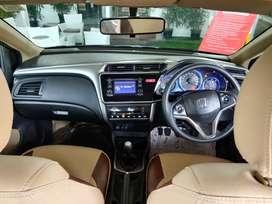 Honda City 1.5 V Manual, 2014, Petrol