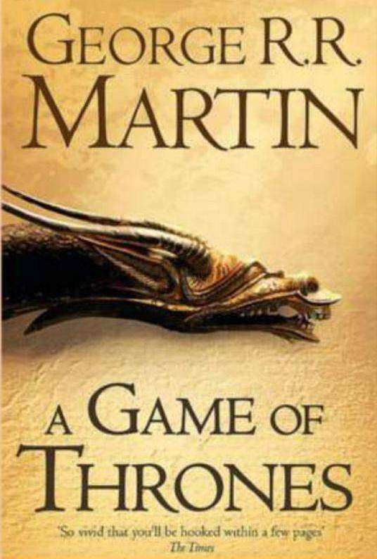 [ALL ACROSS PAKISTAN] A Game Of Thrones (A Song Of Ice And Fire) New