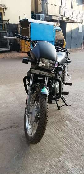 With 2 new Tyre and battery and with good condition