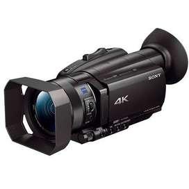 TERMURAH SONY CAMCORDER HDR 4K FDR-AX700 (14,2 MP)
