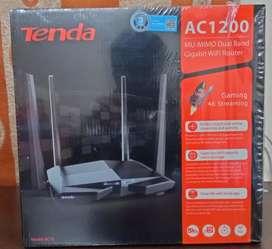 WIFI ROUTER |TENDA AC10AC1200 DUAL-BAND 5G|WITH BILL & 2 YEAR WARRANTY