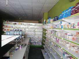 Iqbal Medical Store For Sale