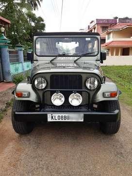 Mahindra Thar CRDE 4X4 BS IV, 2013, Diesel
