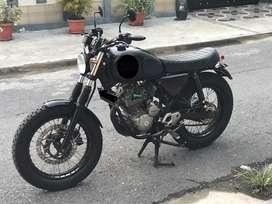 Japstyle Yamaha Scorpio 225cc th2010 Full Paper