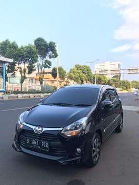 Toyota New Agya 1.2 G Hitam Manual KM Rendah Over Kredit Resmi