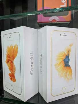 iPhone 6s 64gb new box pack with Bill and seller warranty