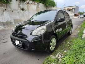 Nissan march matic automatic